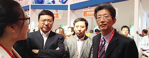 远方动力东北亚博览会圆满结束,多方领导莅临我司展位