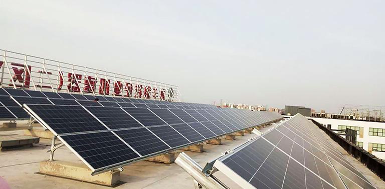 【园区屋顶类】永丰二区光伏屋顶电站项目