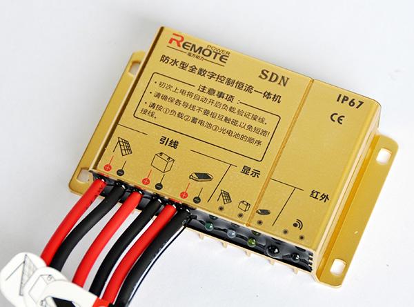 升压太阳能路灯控制恒流一体机SDN系列40W/60W/100W/150W