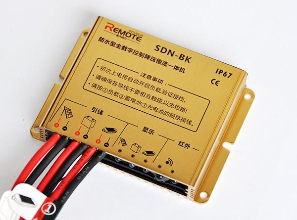 降压太阳能路灯控制恒流一体机               SDN-BK系列