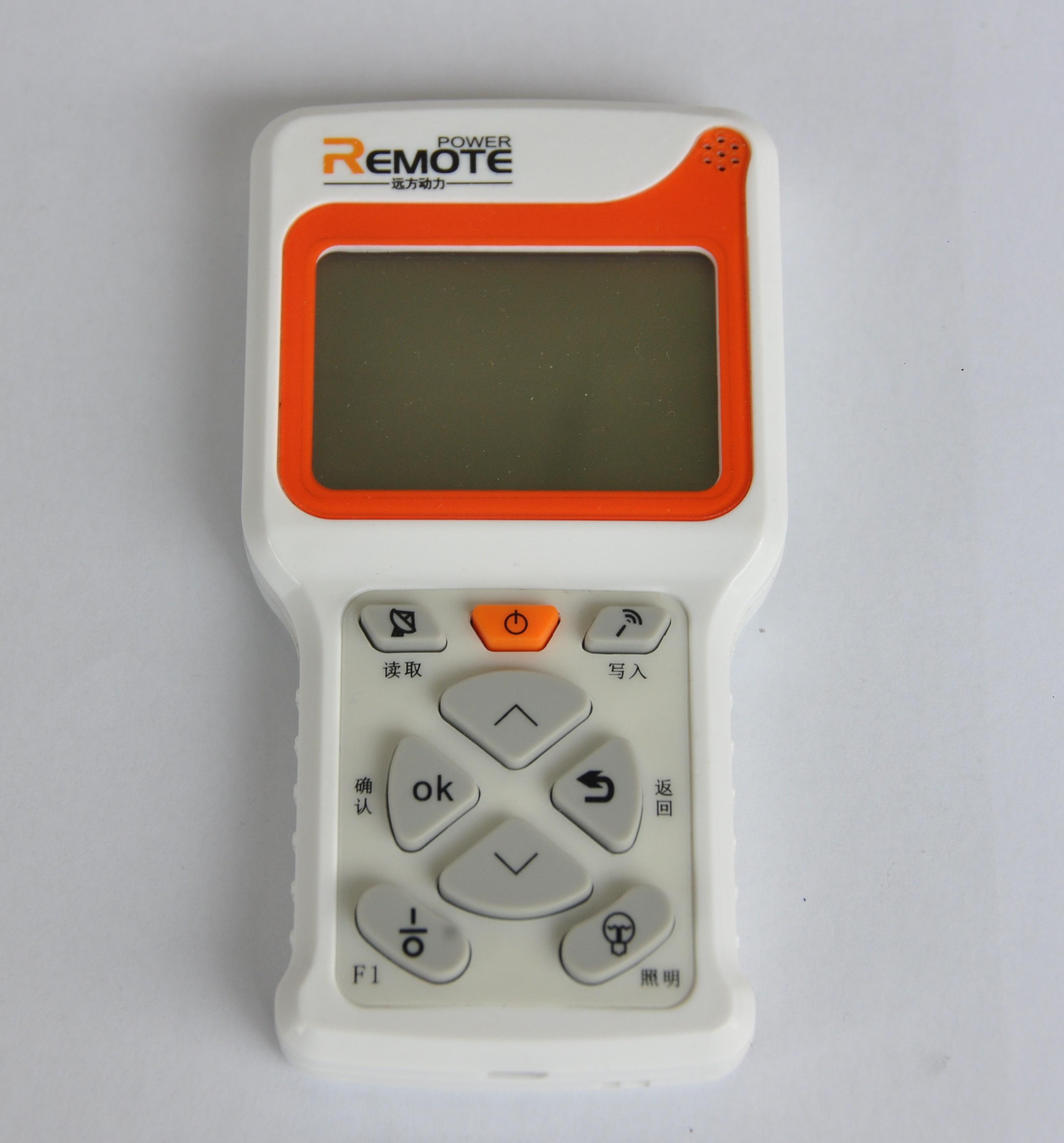 RC-3遥控器适用于我司各控制器设备的参数设置和读取