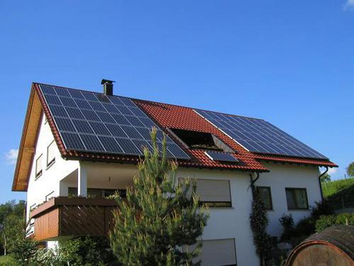 太阳能家庭发电系统